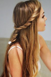 Girly Hairstyles Long Hair Stylish & Little Girl Hairstyles