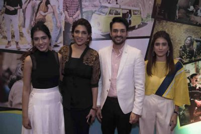 Chalay Thay Saath Cast Group Photo