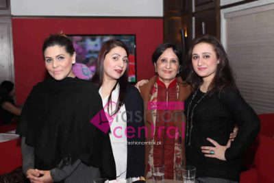 Fauzia Rabbani, Nadia Agha, Sumbal Shahid-& Sadaf