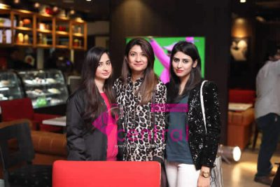 Sabahat, Fatima & Sabina
