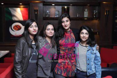 Sara, Kiran, Amna & khadija