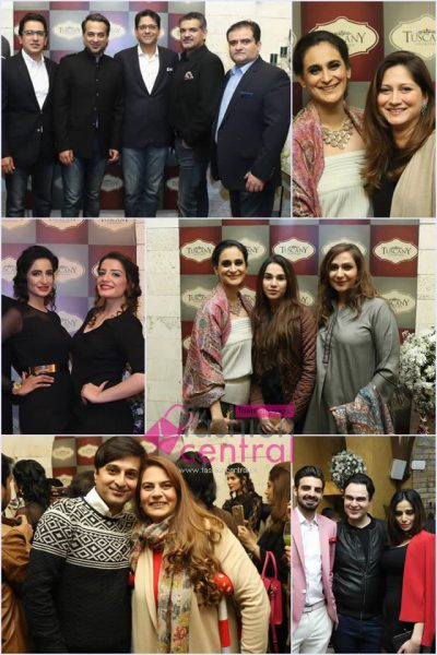 Launch of Tuscany Courtyard in Lahore