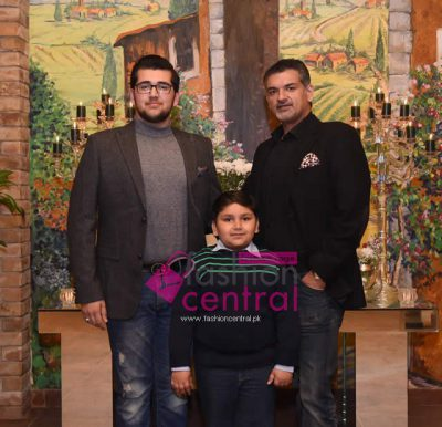 Tuscany Courtyard Lahore Launch