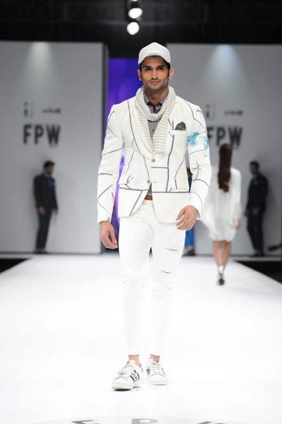 2017 FPW Deepak Perwani Party Wear Dresses Pics