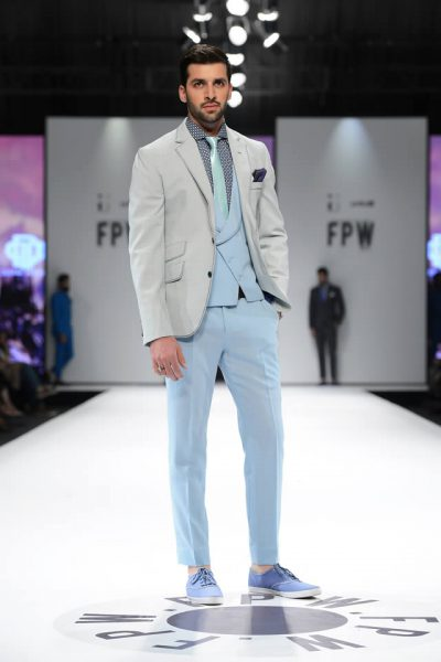 2017 FPW Deepak Perwani Party Wear Collection Pictures