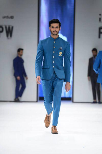 2017 Fashion Pakistan Week Deepak Perwani Dresses Gallery