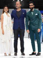 2017 Fashion Pakistan Week Deepak Perwani Formal Collection Pictures