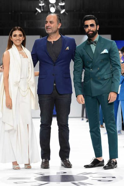 Deepak Perwani Formal Collection at FPW 2017