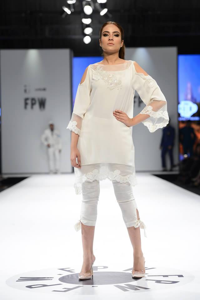2017 Deepak Perwani Dresses Collection Images