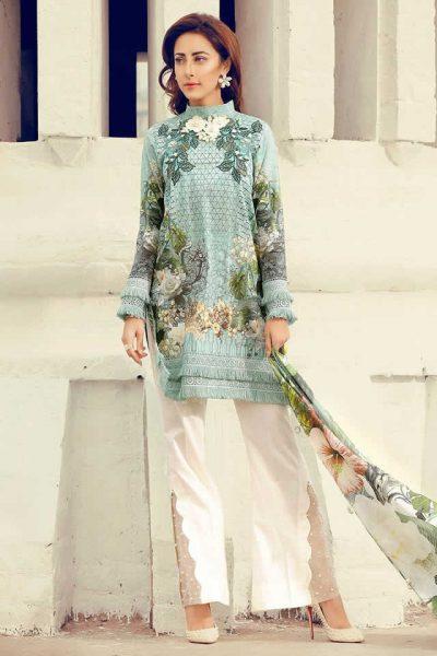 Designer Lawn Suits in Pakistan