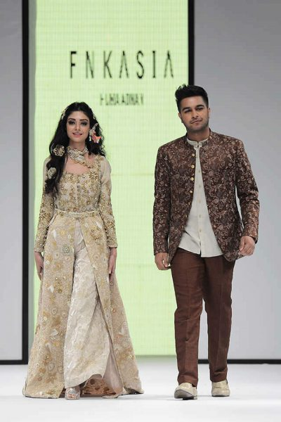FnkAsia Dresses Fashion Pakistan Week 2017 Images