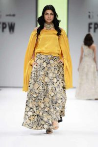 FnkAsia by Huma Adnan Collection FPW 2017