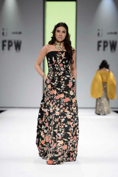 2017 Fashion Pakistan Week FnkAsia Dresses Gallery