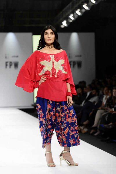 2017 FPW FnkAsia Party Wear Dresses Pics