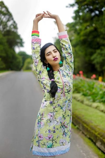 Nishat Linen Summer Lawn collection 2017 Images