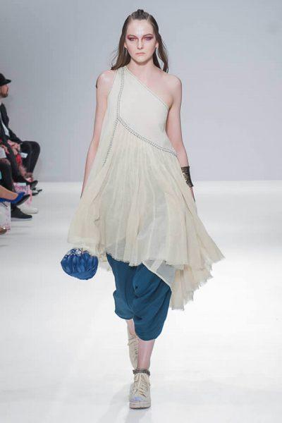 LFW 2017 Sonya Battla Dresses Gallery
