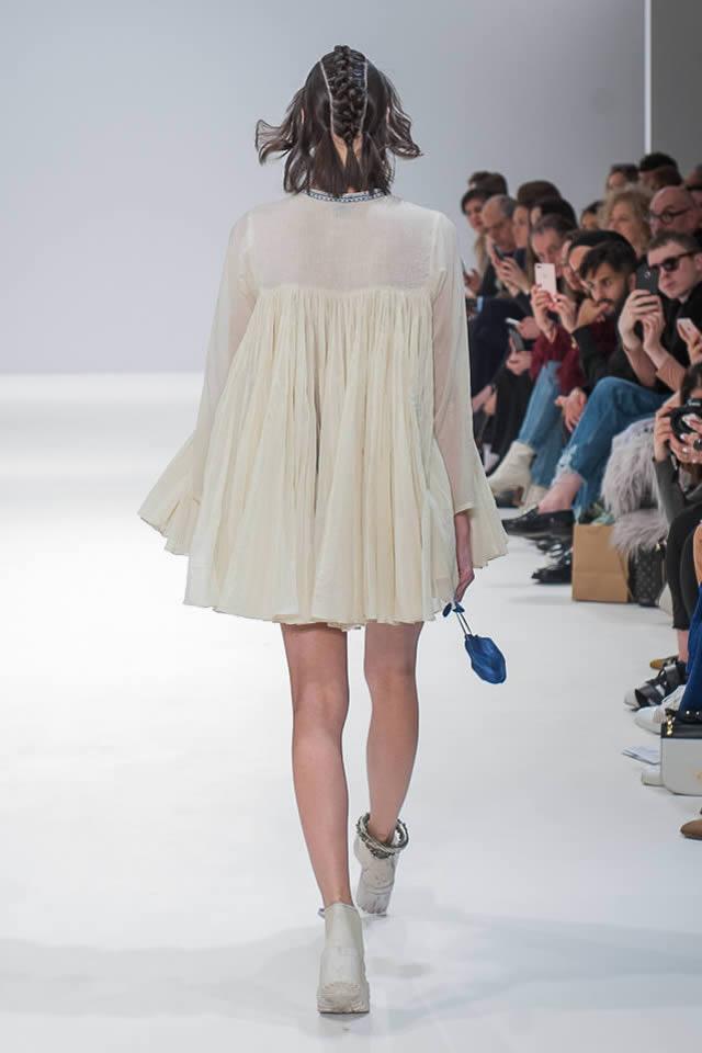 2017 LFW Sonya Battla Dresses Gallery