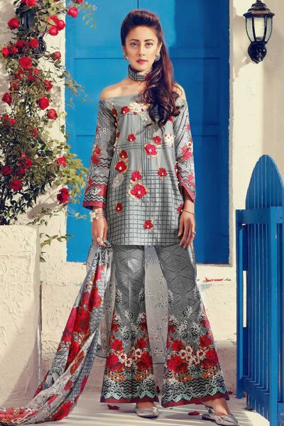 Summer Lawn Suits Collection