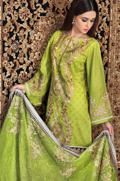 2017 Gul Ahmed Summer Lawn collection Pictures