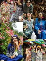 Nishat Linen Summer Lawn Dresses collection 2017 Pictures