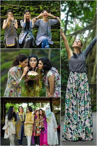 Nishat Linen Summer Lawn Dresses collection 2017 Pics