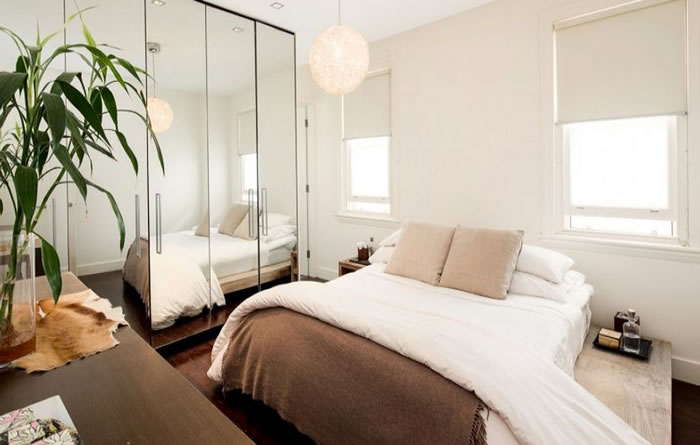 Making Small Rooms Look Spacious