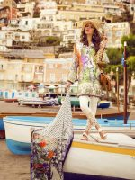 Sapphire Summer Lawn Dresses collection 2017 Pics