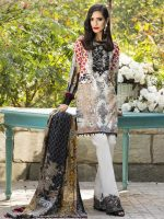 Sapphire Summer Lawn Dresses collection 2017 Pictures