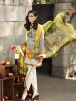 Sapphire Summer Lawn Dresses collection 2017 Photos