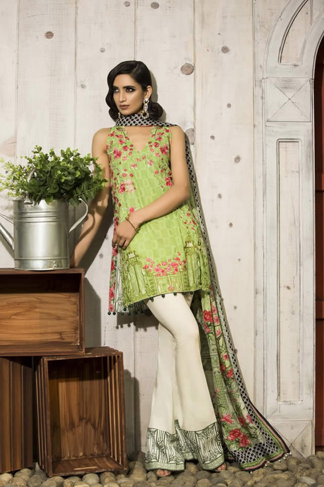 2017 Sapphire Summer Lawn collection