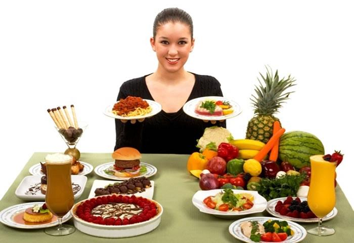 Take a Well-Balanced Diet