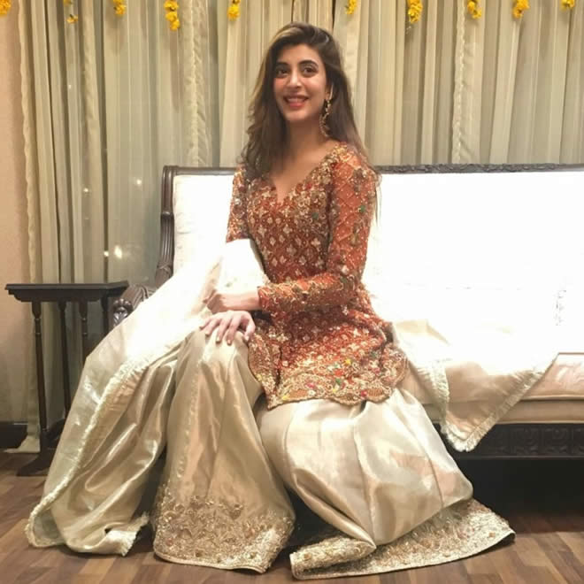 actress urwa hocane