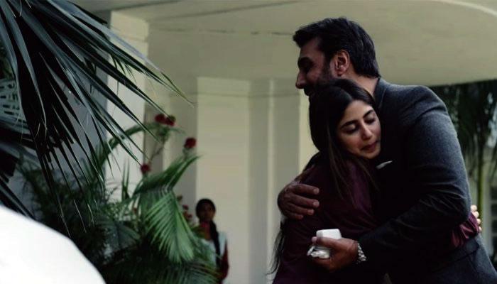 Adnan Siddiqui and Sajal Ali Mom Movie