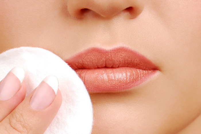 Cleaning Your Lips At Last