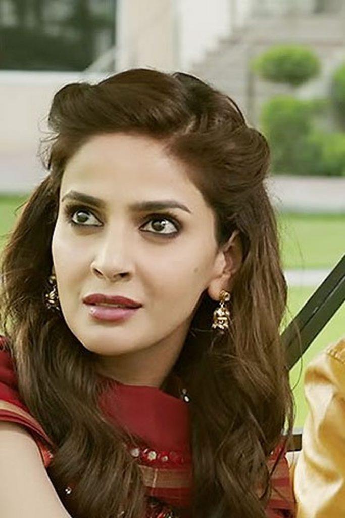 Saba Qamar Hindi Medium Movie