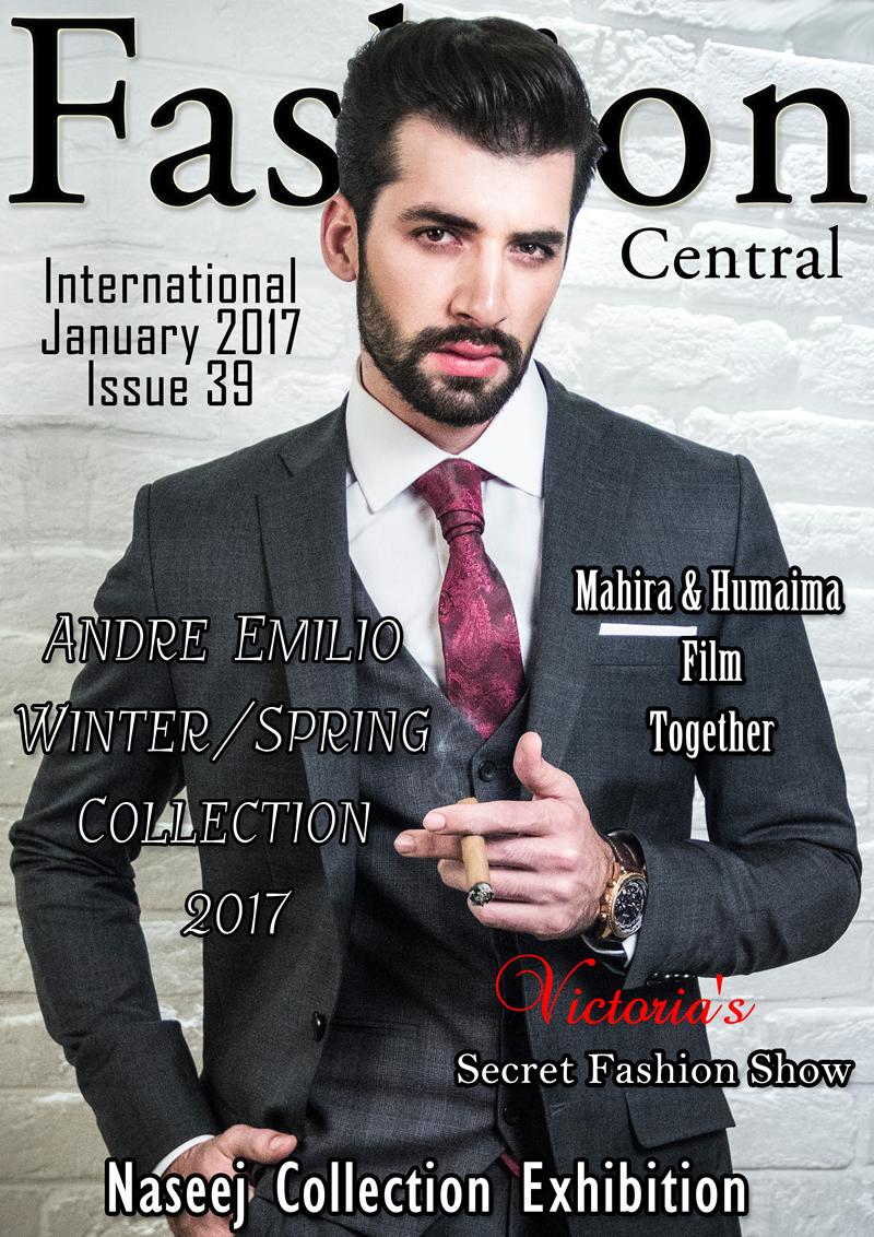 Fashion Central International Issue 39