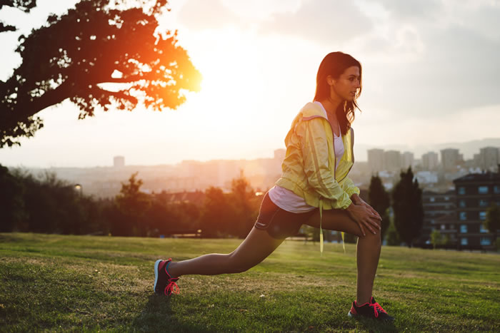 Sweat It Out With An Evening Workout Before Sleep