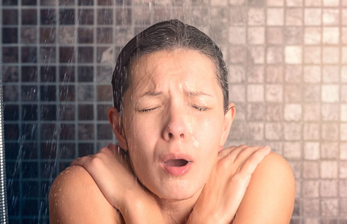 Switch To Cold Showers Instead Of Hot Showers