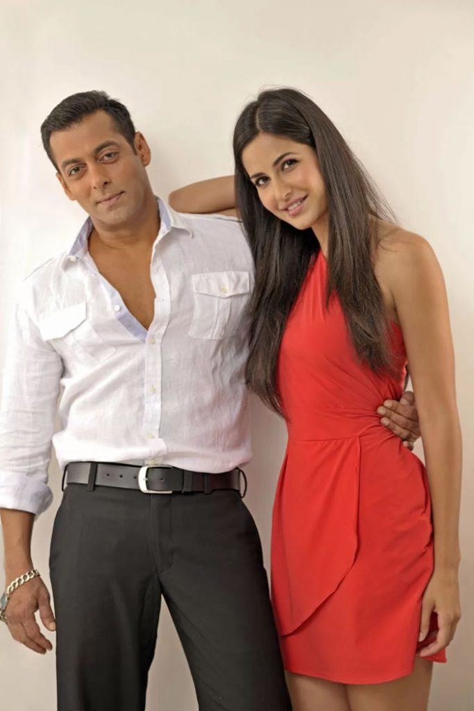 katrina kaif and salman khan in Tiger Zinda Hai Movie