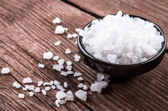 Cooling Bath Of Epsom Salt