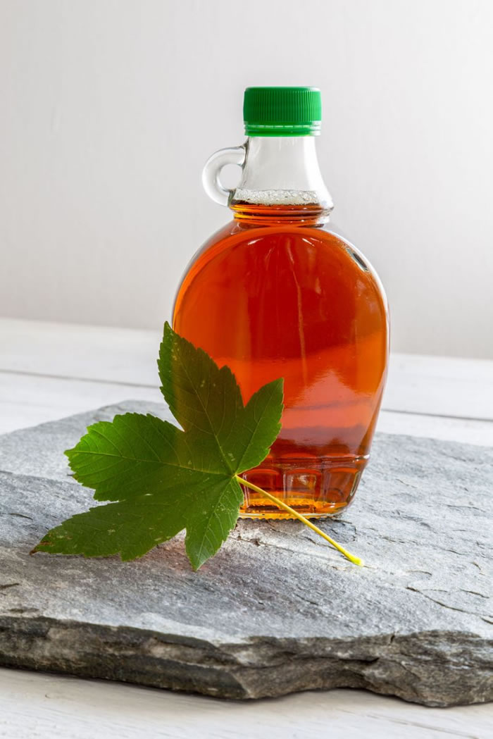 Maple syrup diet