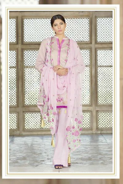 2017 Orient Textile Latest Winter Dresses collection