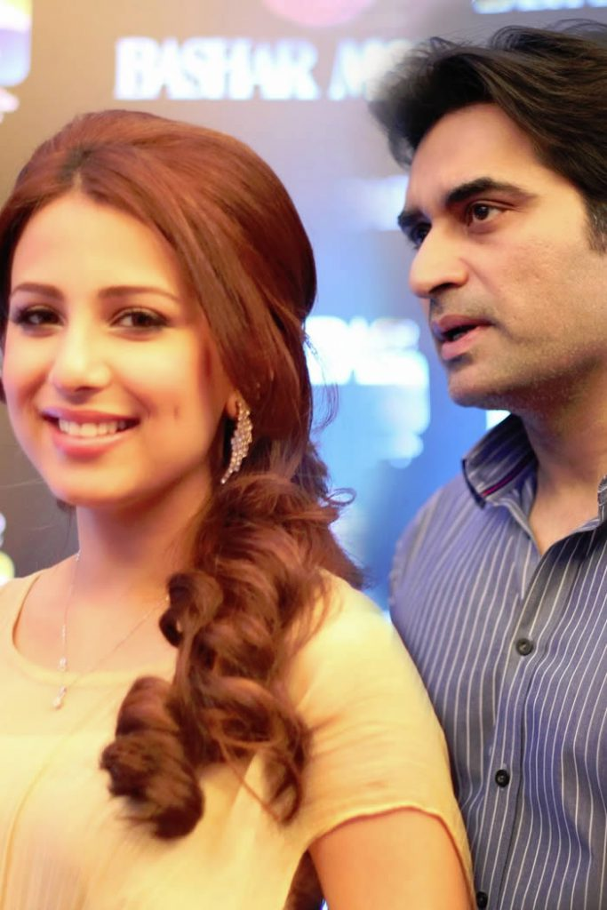 Ushna Shah Response on Her Scandal With Humuyun Saeed