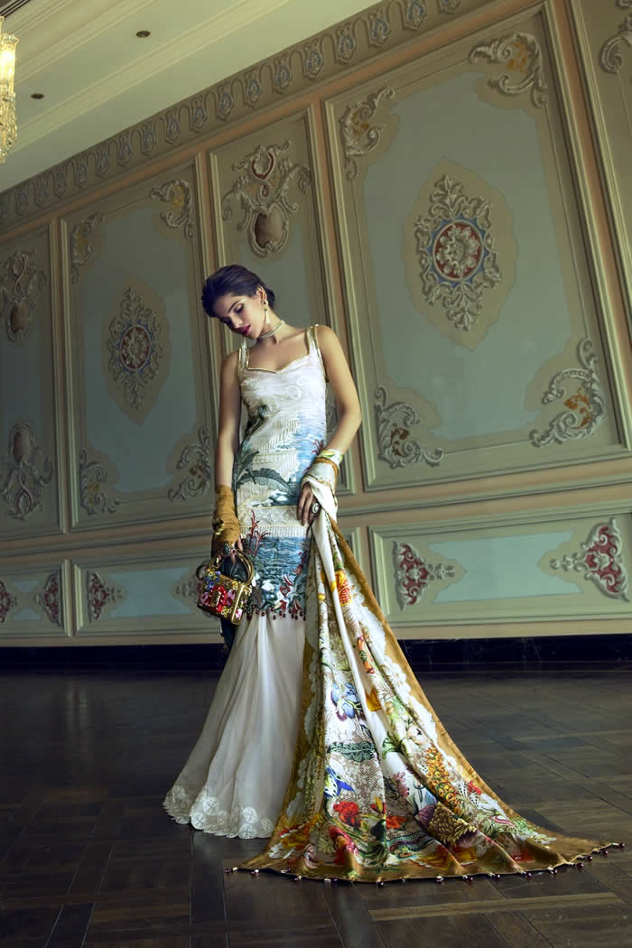 Latest Pakistani Bridal Wedding Formal And Party Dresses In Pakistan