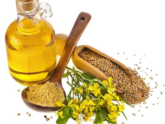 Mustard Oil Mask for nourishing and strengthening your hair