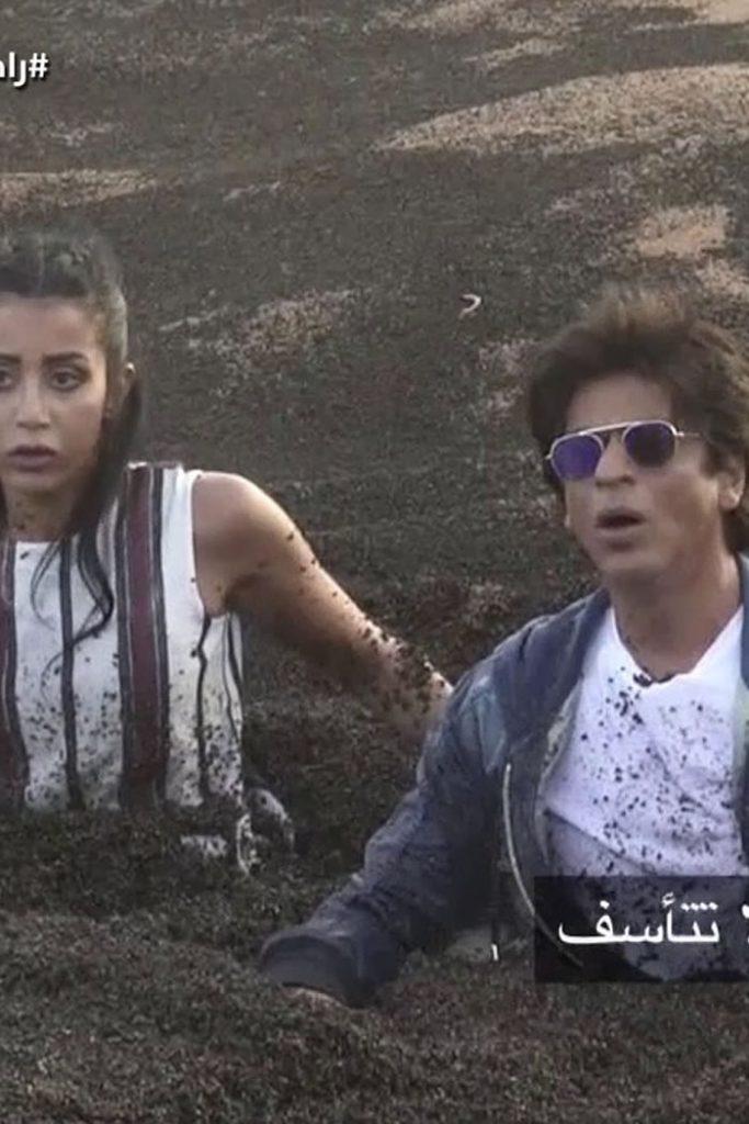 OMG !!! Prank on Shah Rukh Khan goes wrong