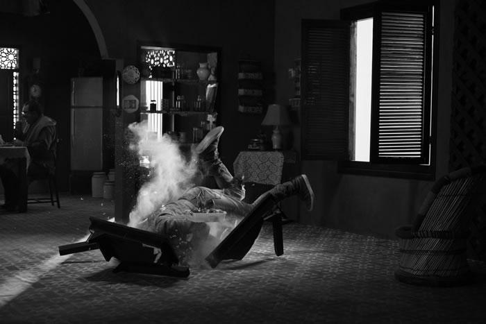 Ali Zafar Films Death Defying Stunts for Teefa in Trouble