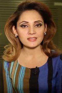 Gharida Farooqi