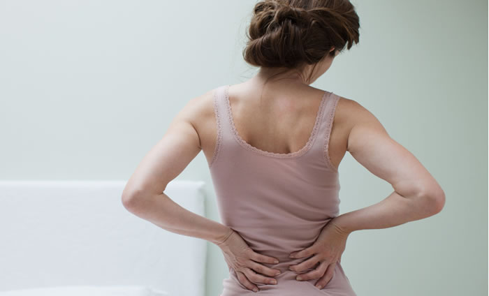 Practicing yoga everyday helps ease your back pain