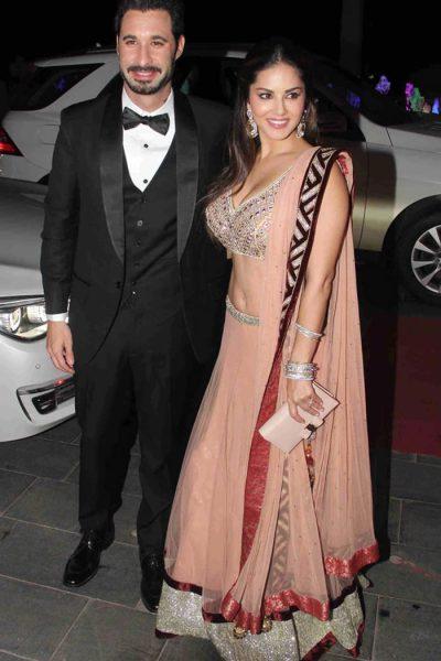 Sunny Leone and his husband